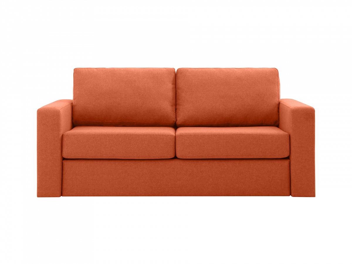 Ogogo диван peterhof оранжевый 112217/4