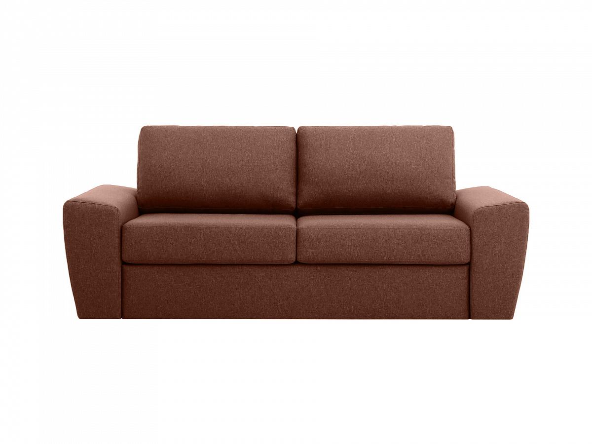 Ogogo диван peterhof коричневый 112219/1