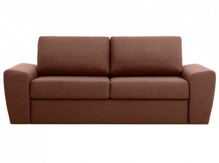 Диван peterhof (ogogo) коричневый 212x88x96 см.
