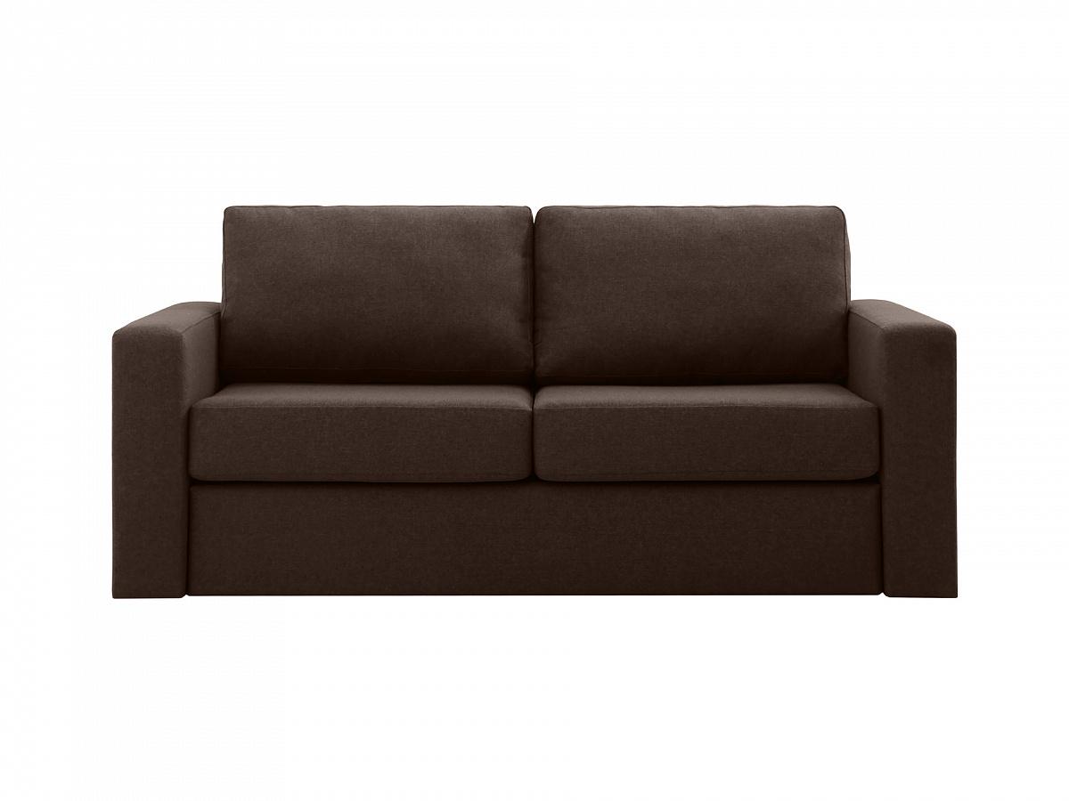 Ogogo диван peterhof коричневый 112224/6