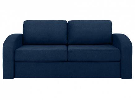 Диван peterhof (ogogo) синий 194x88x96 см.