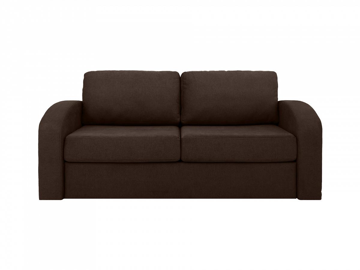 Ogogo диван peterhof коричневый 112254/4