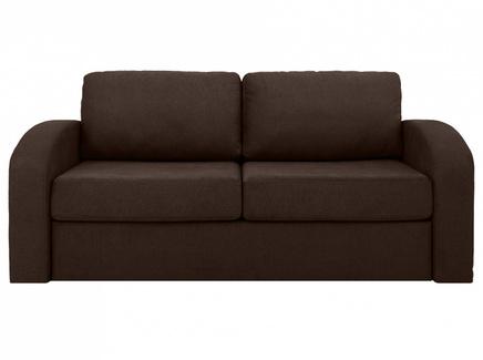 Диван peterhof (ogogo) коричневый 194x88x96 см.