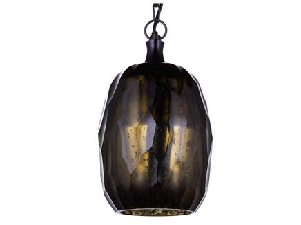 Светильник подвесной timelord (desondo) черный