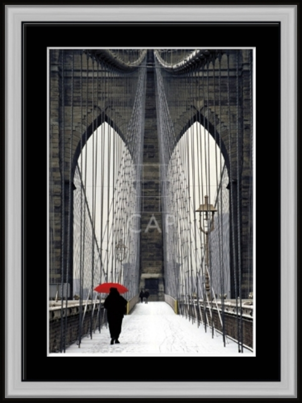 Постер Brooklyn BridgeПостеры<br><br><br>Material: Бумага<br>Width см: 90<br>Depth см: 3<br>Height см: 120