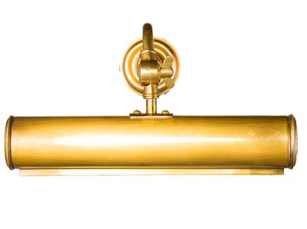 Подсветка для картин pacific (desondo) бронзовый 34x18x27 см.