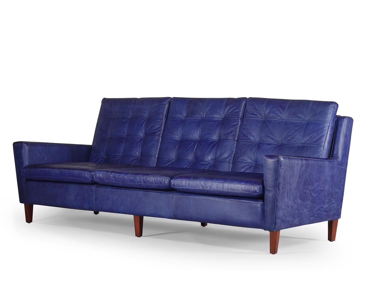 Desondo диван triptix синий 112495/8
