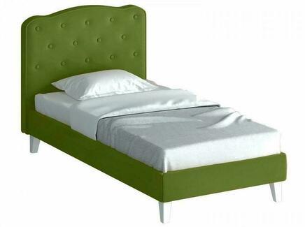 Кровать candy (ogogo) зеленый 92x88x172 см.