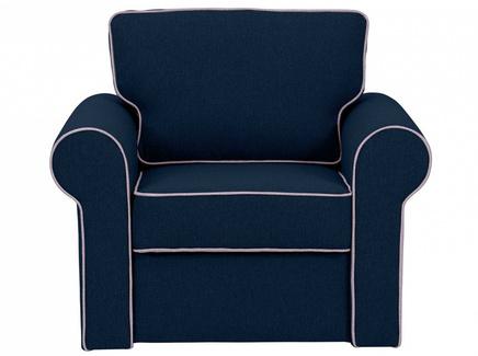 Кресло murom (ogogo) синий 102x95x90 см.