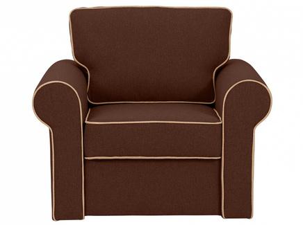 Кресло murom (ogogo) коричневый 102x95x90 см.
