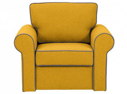 Кресло murom (ogogo) желтый 102x95x90 см.