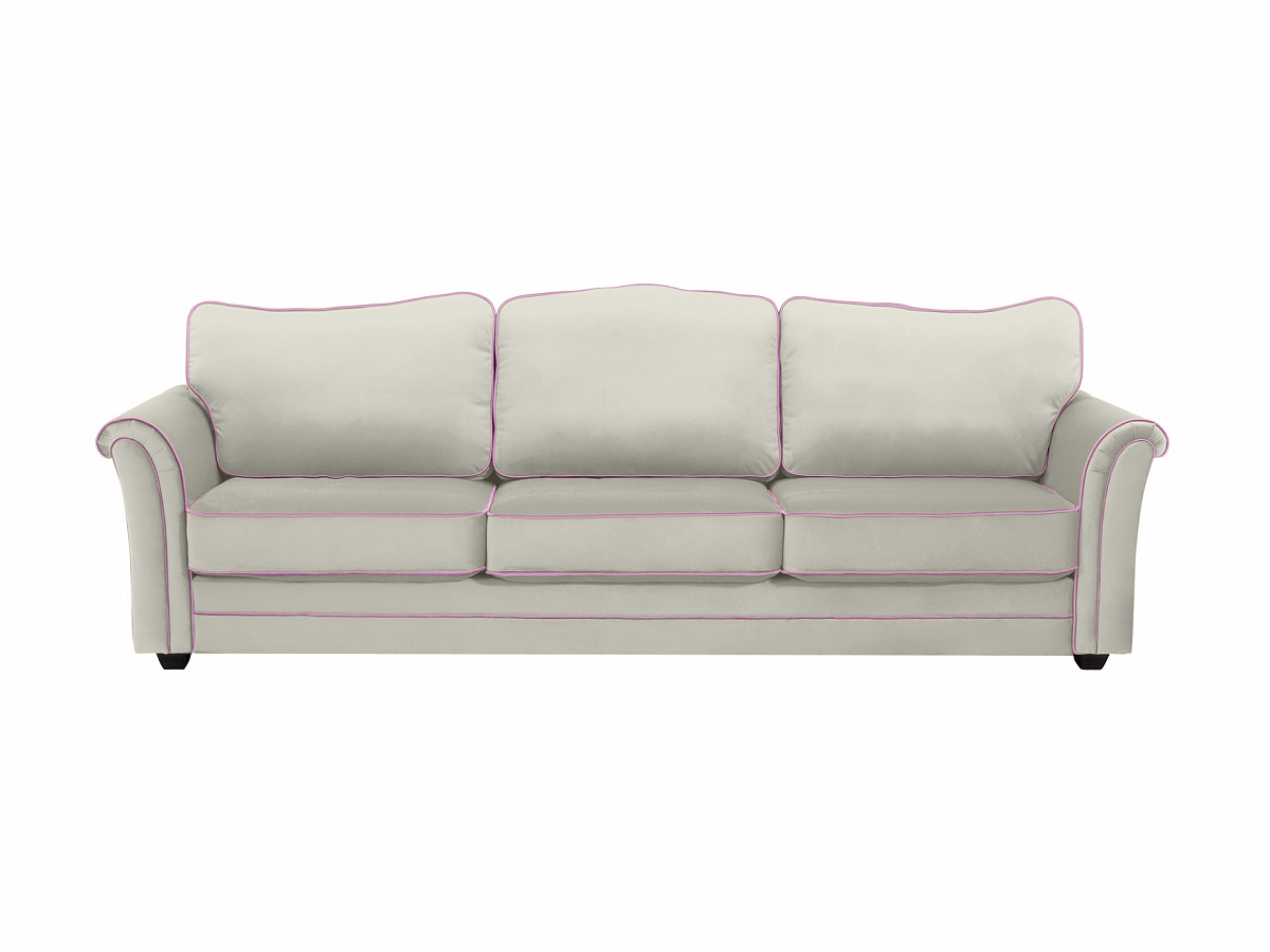 Ogogo диван трехместный sydney серый 112634/1