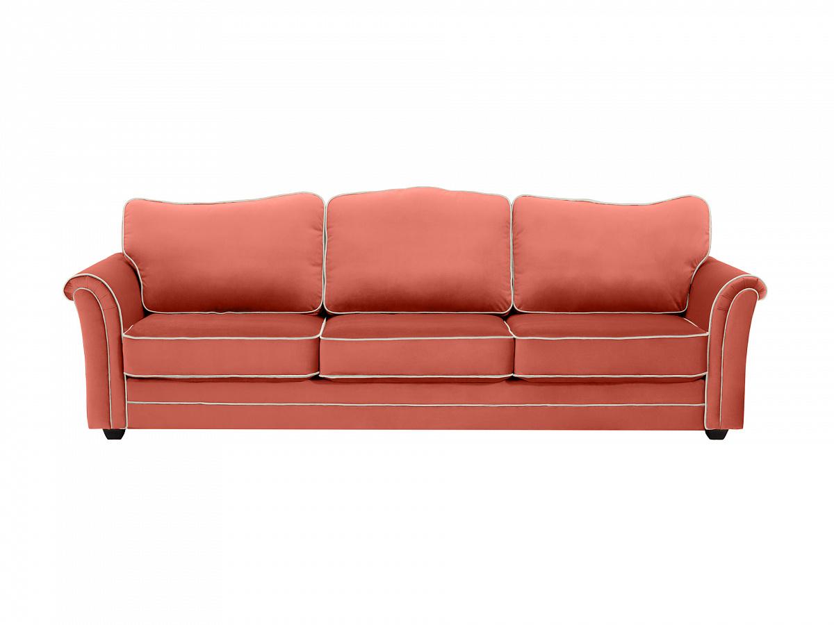 Ogogo диван трехместный sydney розовый 112640/8