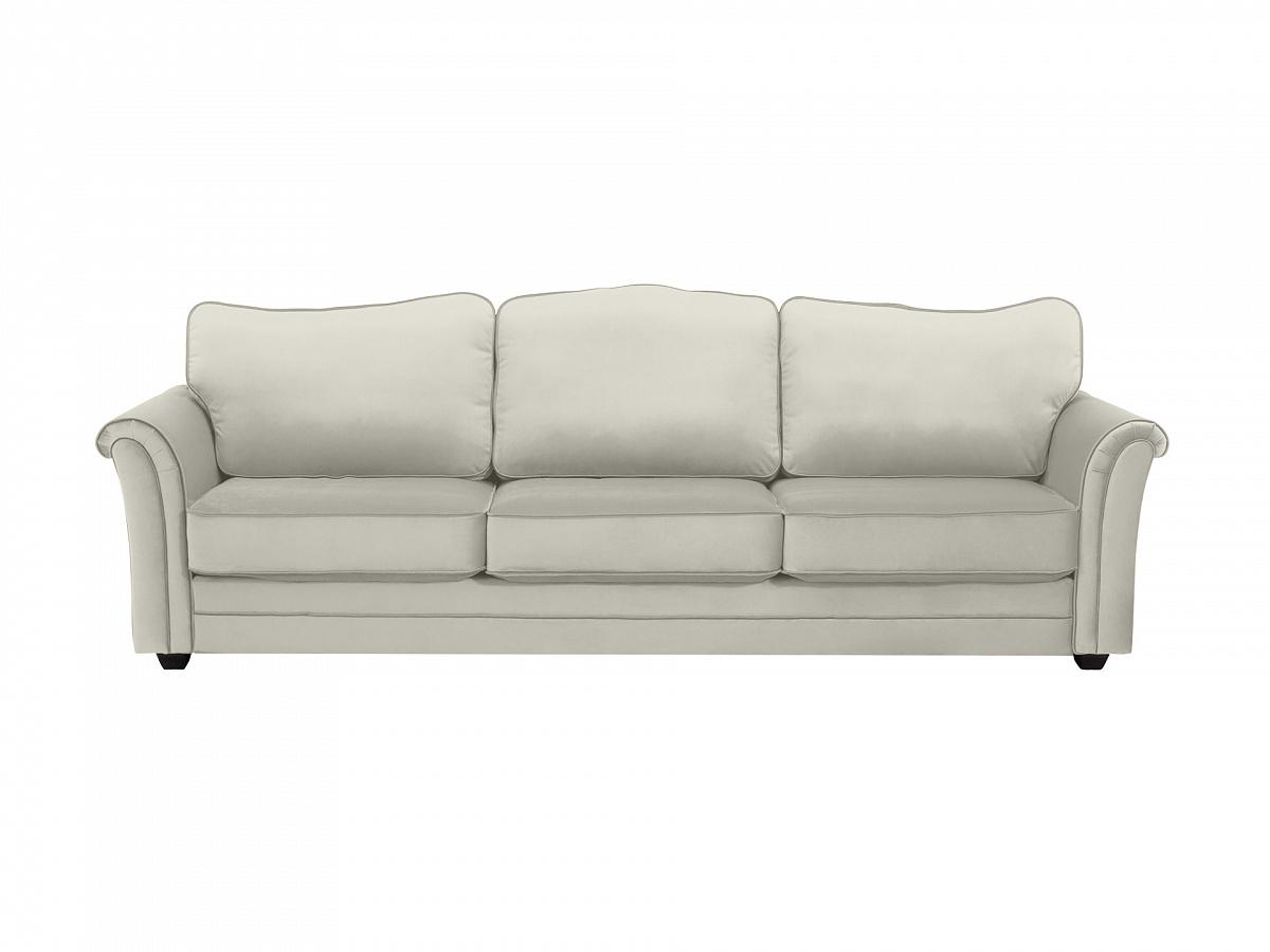 Ogogo диван трехместный sydney серый 112648/9