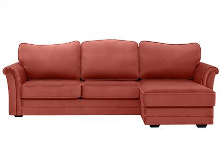 Диван sydney (ogogo) розовый 283x97x173 см.