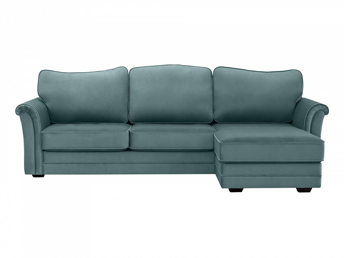 Ogogo диван sydney серый 112671/1