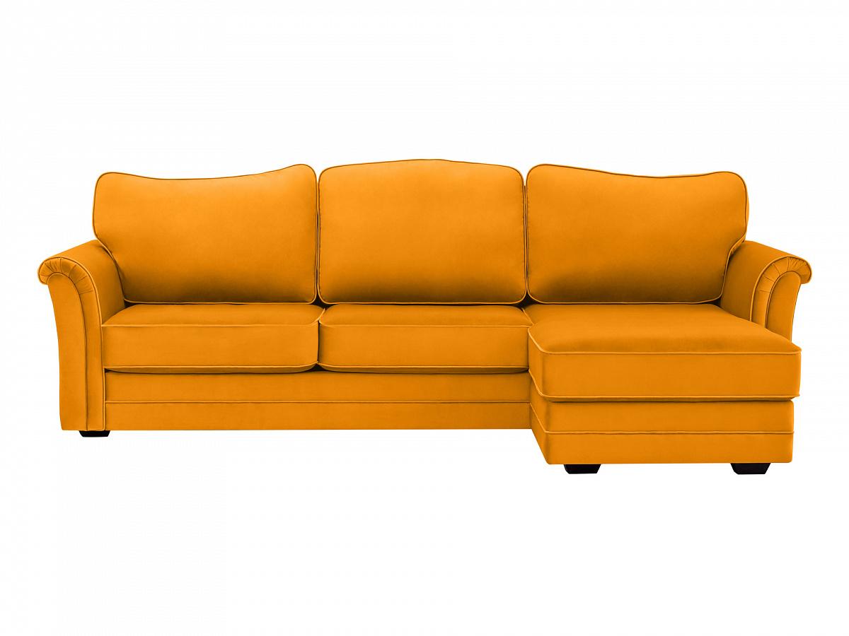 Ogogo диван sydney желтый 112674/1