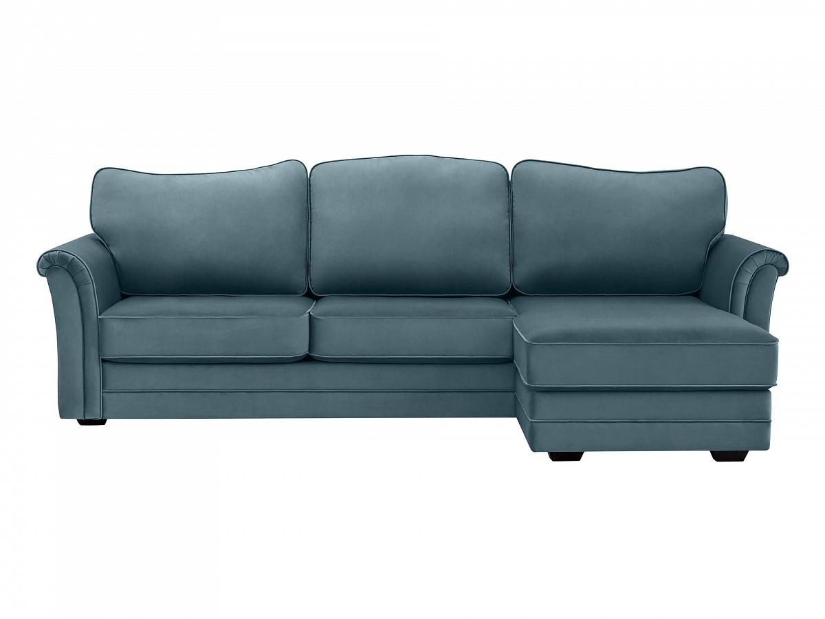 Ogogo диван sydney серый 112691/2