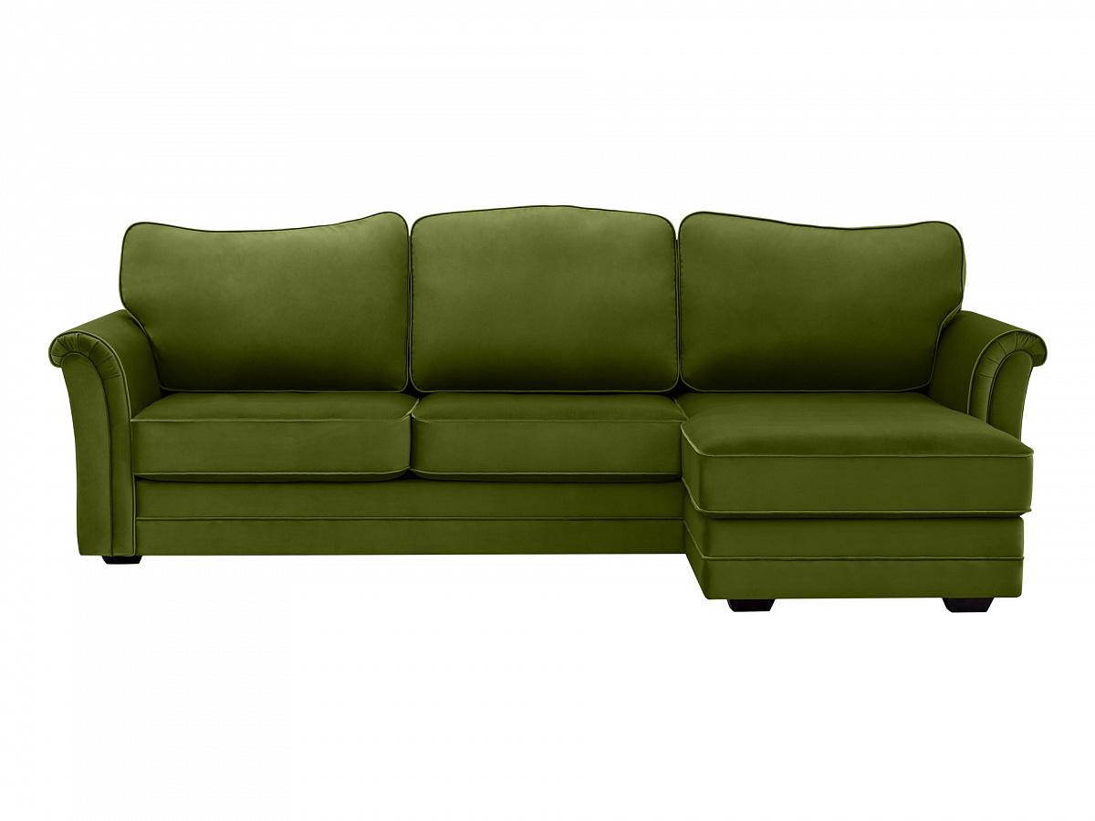 Ogogo диван sydney зеленый 112700/7