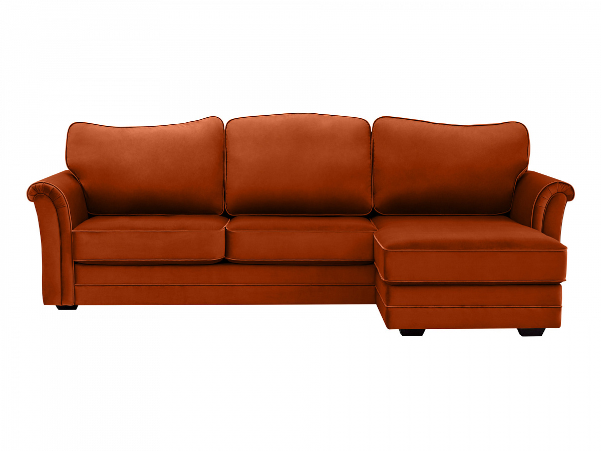 Ogogo диван sydney коричневый 112701/9