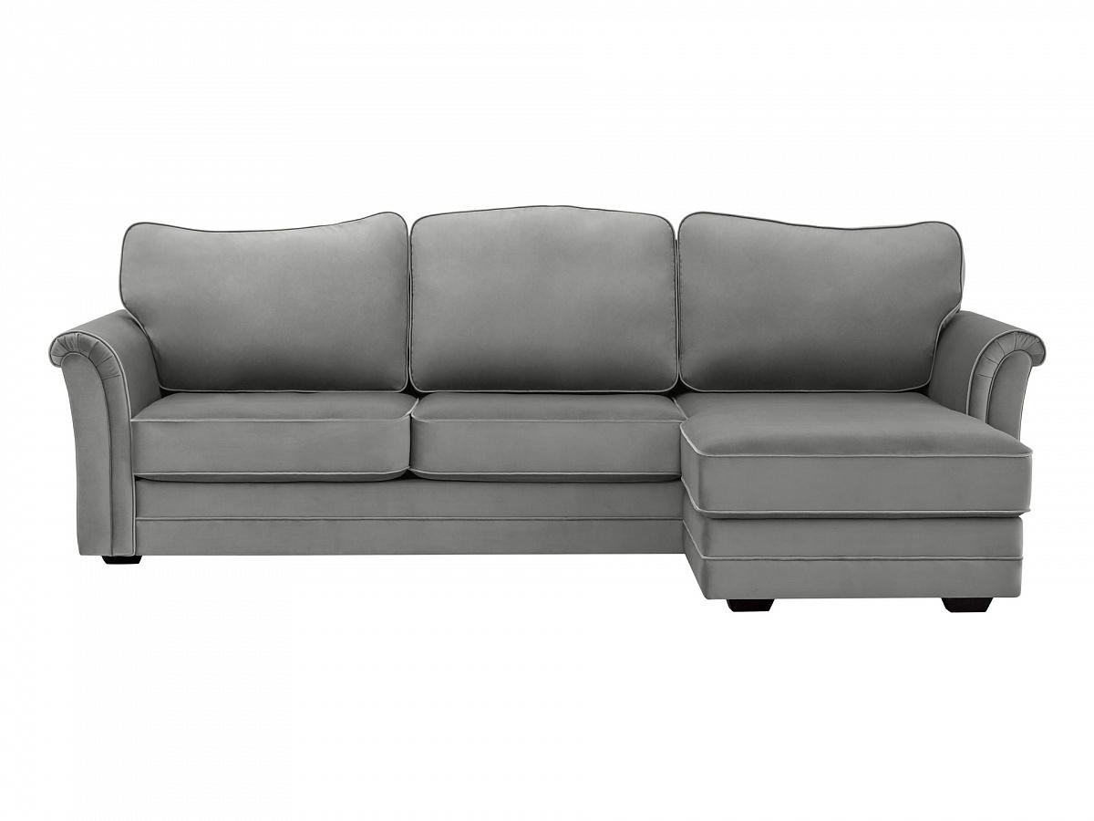 Ogogo диван sydney серый 112702/9