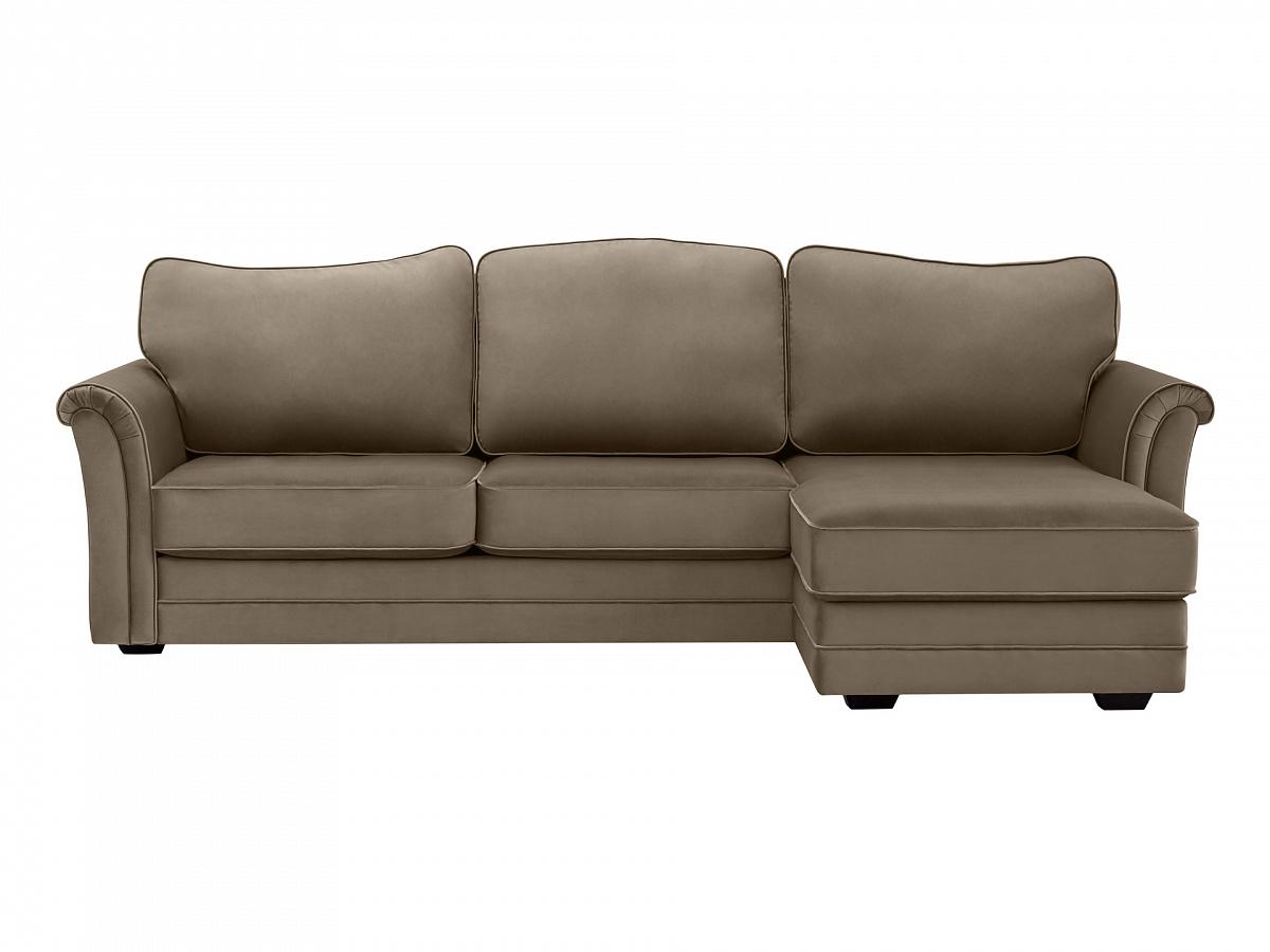 Ogogo диван sydney серый 112704/8