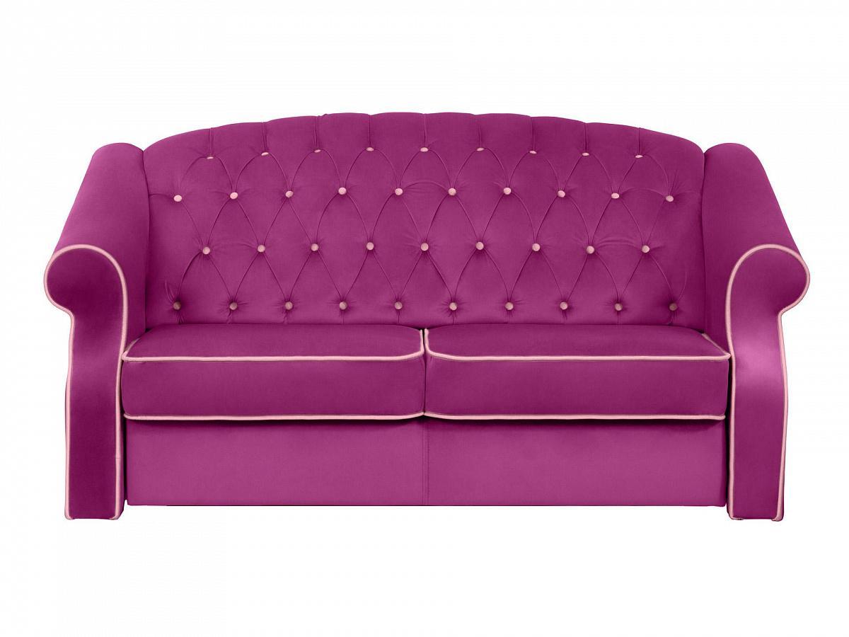 Ogogo диван boston фиолетовый 112705/3