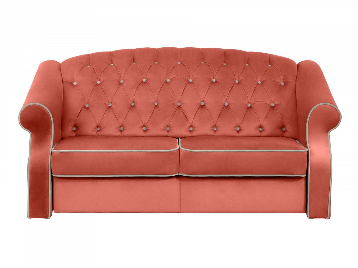 Ogogo диван boston оранжевый 112713/8