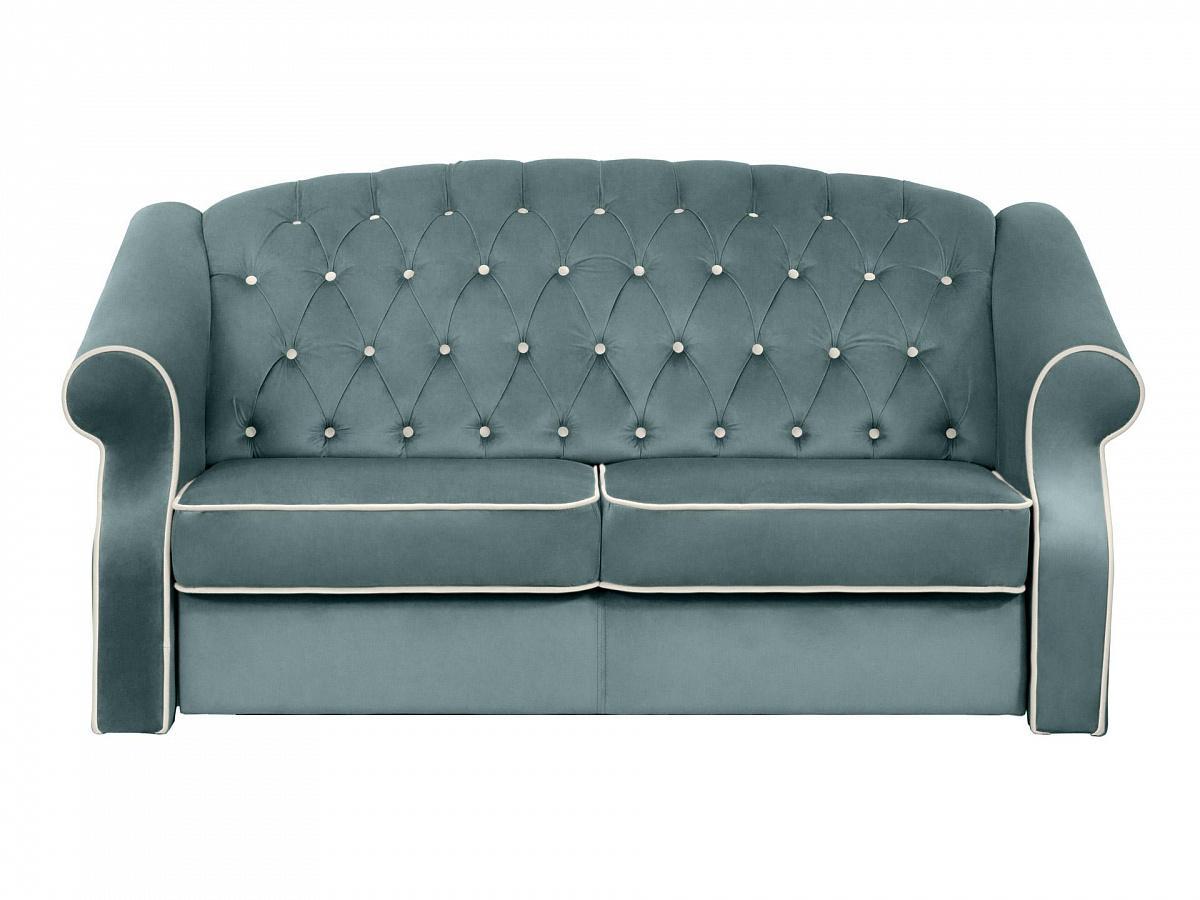 Ogogo диван boston серый 112714/5
