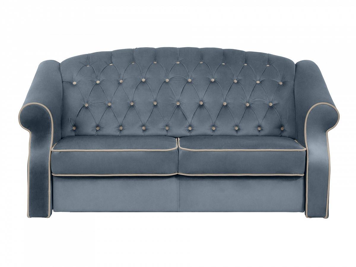 Ogogo диван boston серый 112718/4
