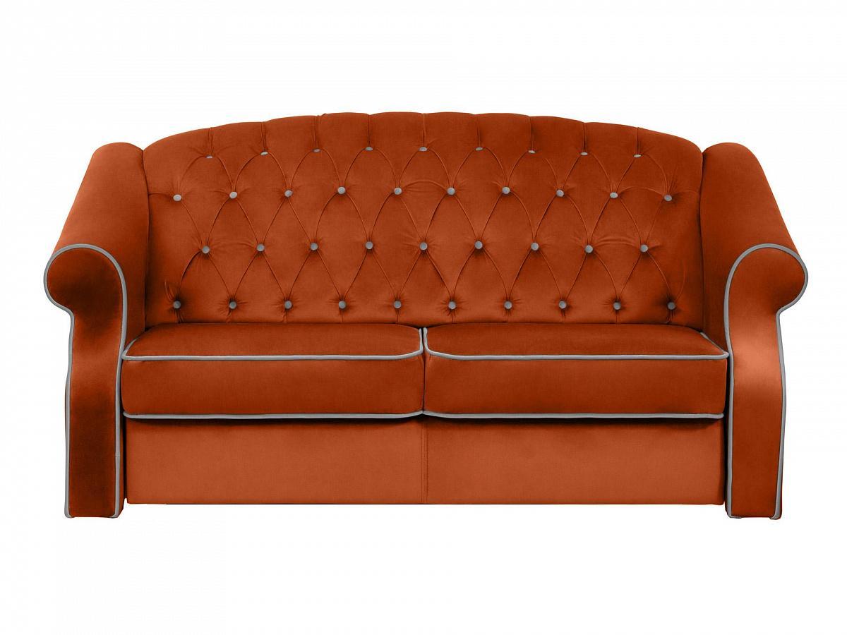 Ogogo диван boston коричневый 112719/3