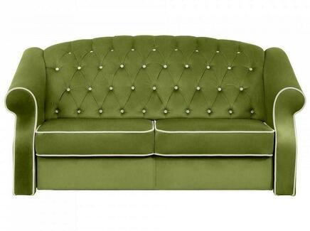 Диван boston (ogogo) зеленый 186x99x105 см.