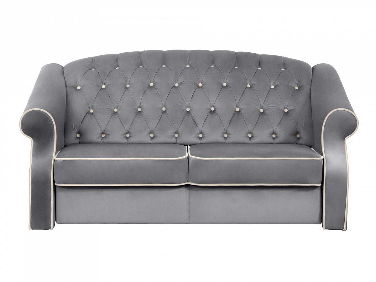 Ogogo диван boston серый 112723/1