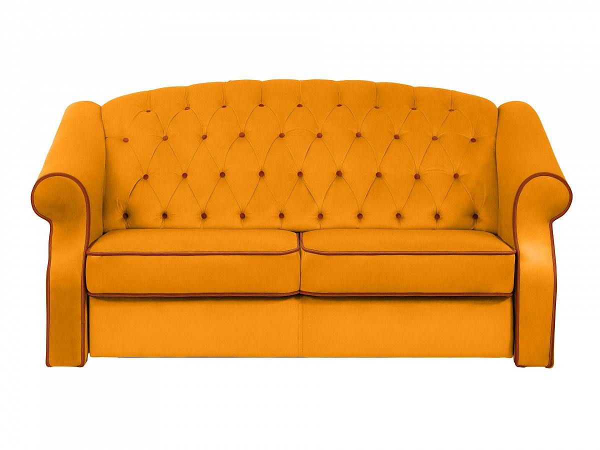 Ogogo диван boston желтый 112725/9