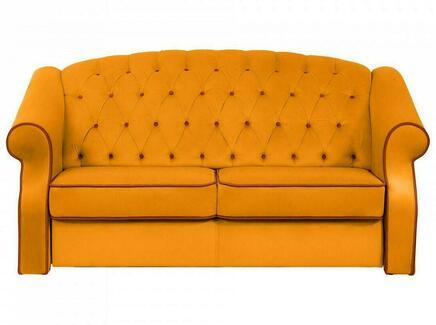 Диван boston (ogogo) желтый 186x99x105 см.