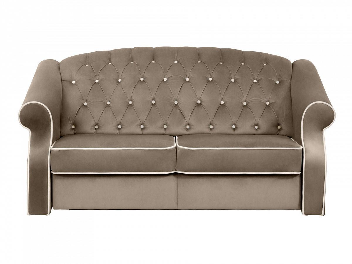 Ogogo диван boston серый 112726/2