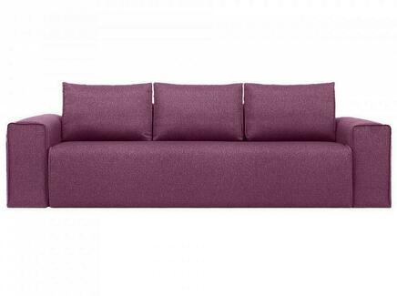 Диван bui (ogogo) фиолетовый 260x72x105 см.