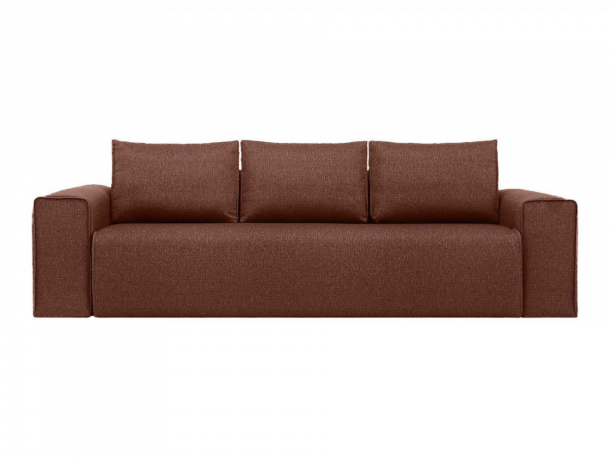 Ogogo диван bui коричневый 112801/3