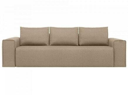 Диван bui (ogogo) серый 260x72x105 см.