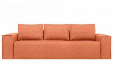 Диван bui (ogogo) оранжевый 260x72x105 см.