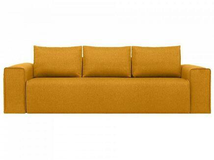 Диван bui (ogogo) желтый 260x72x105 см.