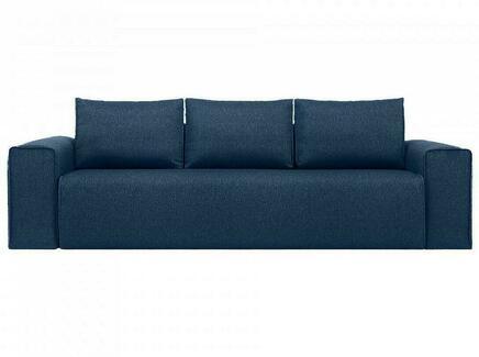 Диван bui (ogogo) синий 260x72x105 см.