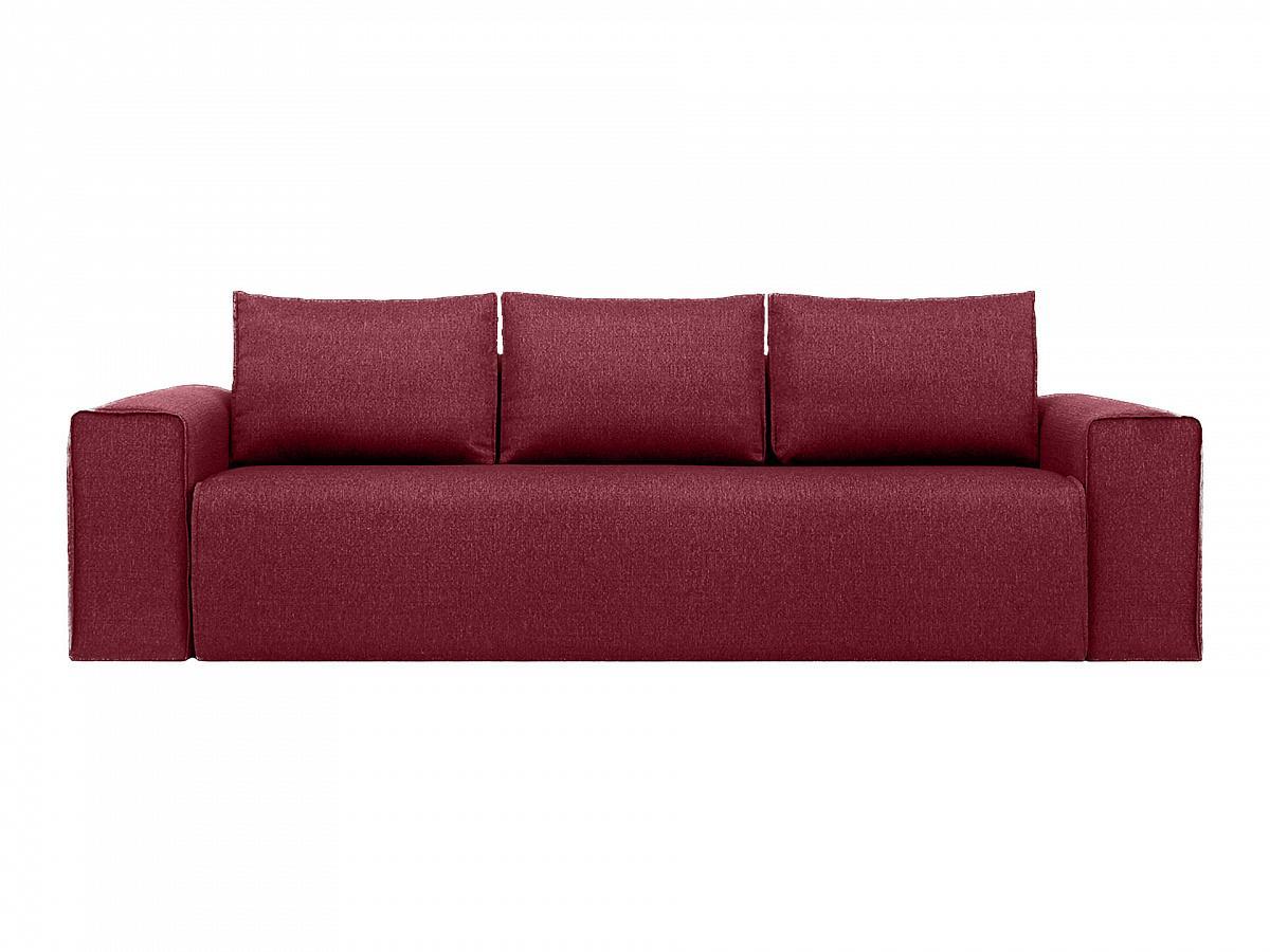 Ogogo диван bui красный 112817/2