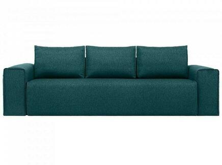 Диван bui (ogogo) зеленый 260x72x105 см.