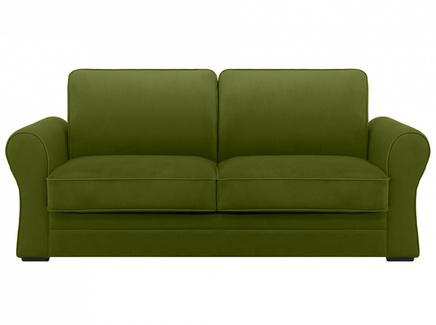 Диван belgian (ogogo) зеленый 205x90x105 см.