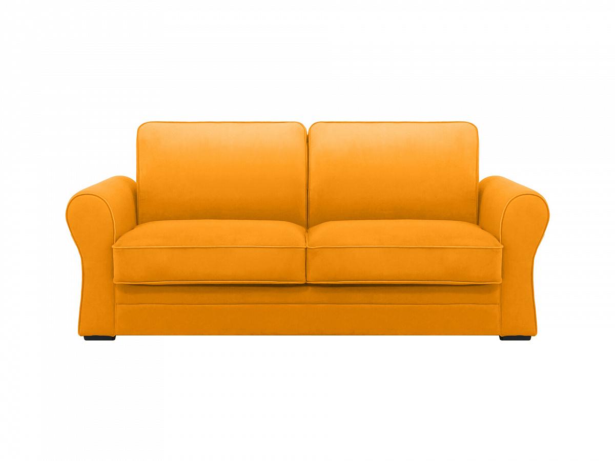 Ogogo диван belgian желтый 112841/2