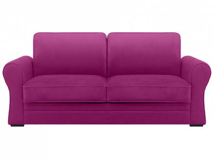 Диван belgian (ogogo) фиолетовый 205x90x105 см.