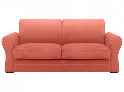 Диван belgian (ogogo) оранжевый 205x90x105 см.