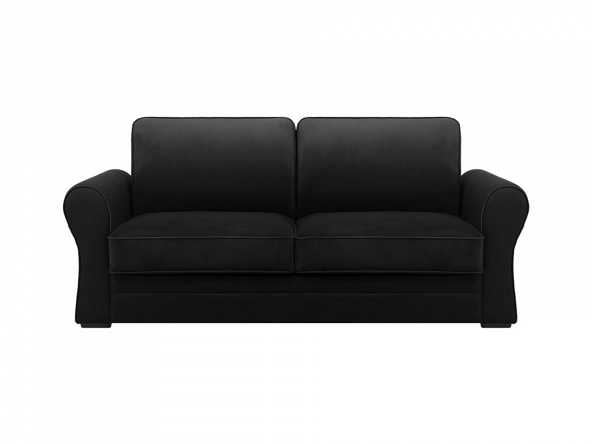 Ogogo диван belgian черный 112856/1