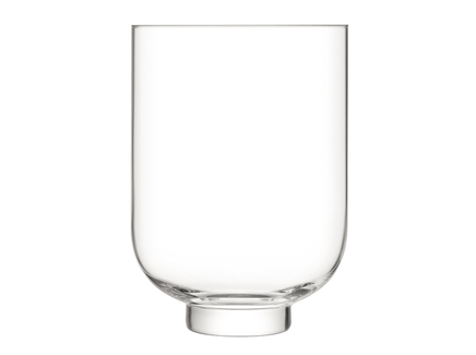 Ведёрко для льда bar (lsa international) прозрачный 18x25x18 см.